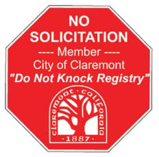 NoSolicitationSticker