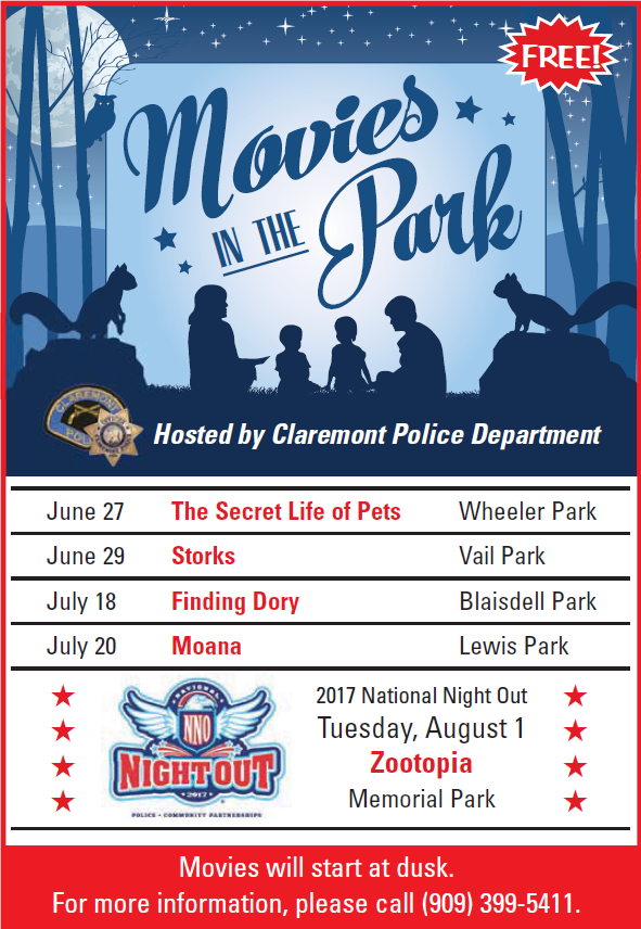 Movies in the Park NNO