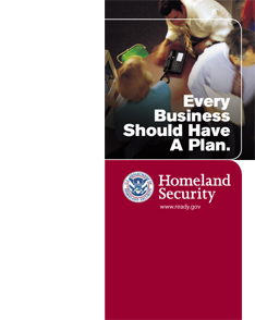 FEMA Every Business Should Have a Plan