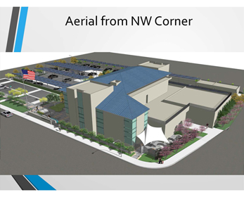 Proposed Police Facility | City of Claremont