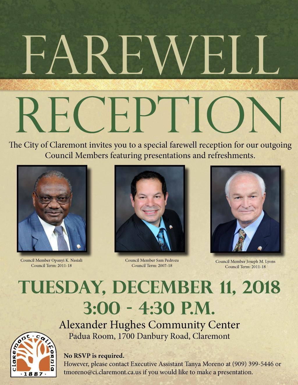 farewell reception for Council members (2)