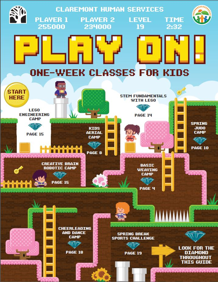 Play On! Flyer